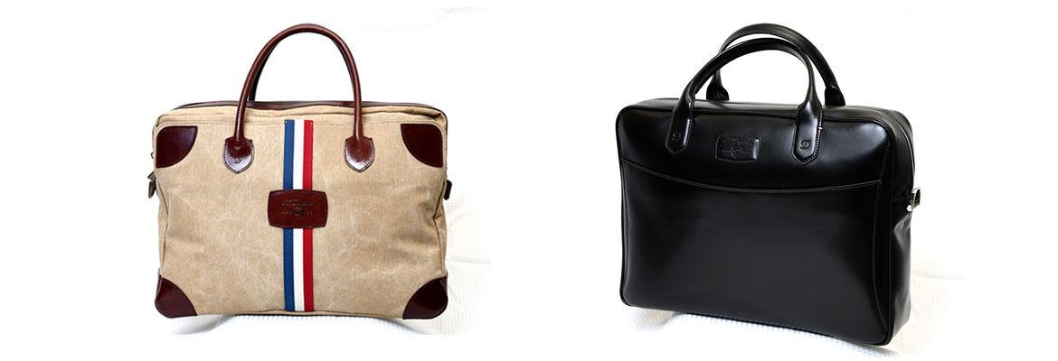 Looking for a luxury Dupont leather bag for a gift ?